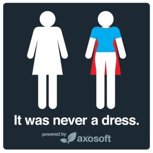 girl in cape